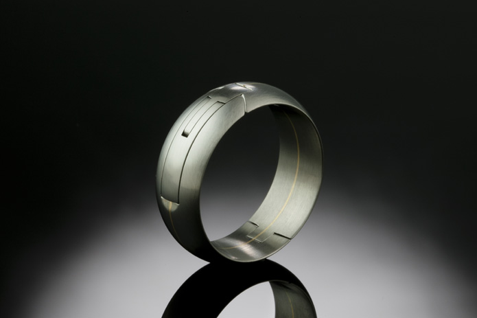 lloyd�s blog elegant hightech wedding rings