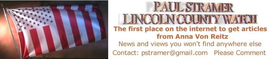Paul Stramer - Lincoln County Watch