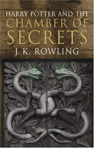 Harry Potter Book Genre : Harry potter and the chamber of secrets j k rowling