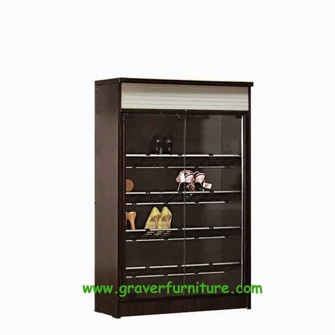 Rak Sepatu SR 9380 Popular Furniture