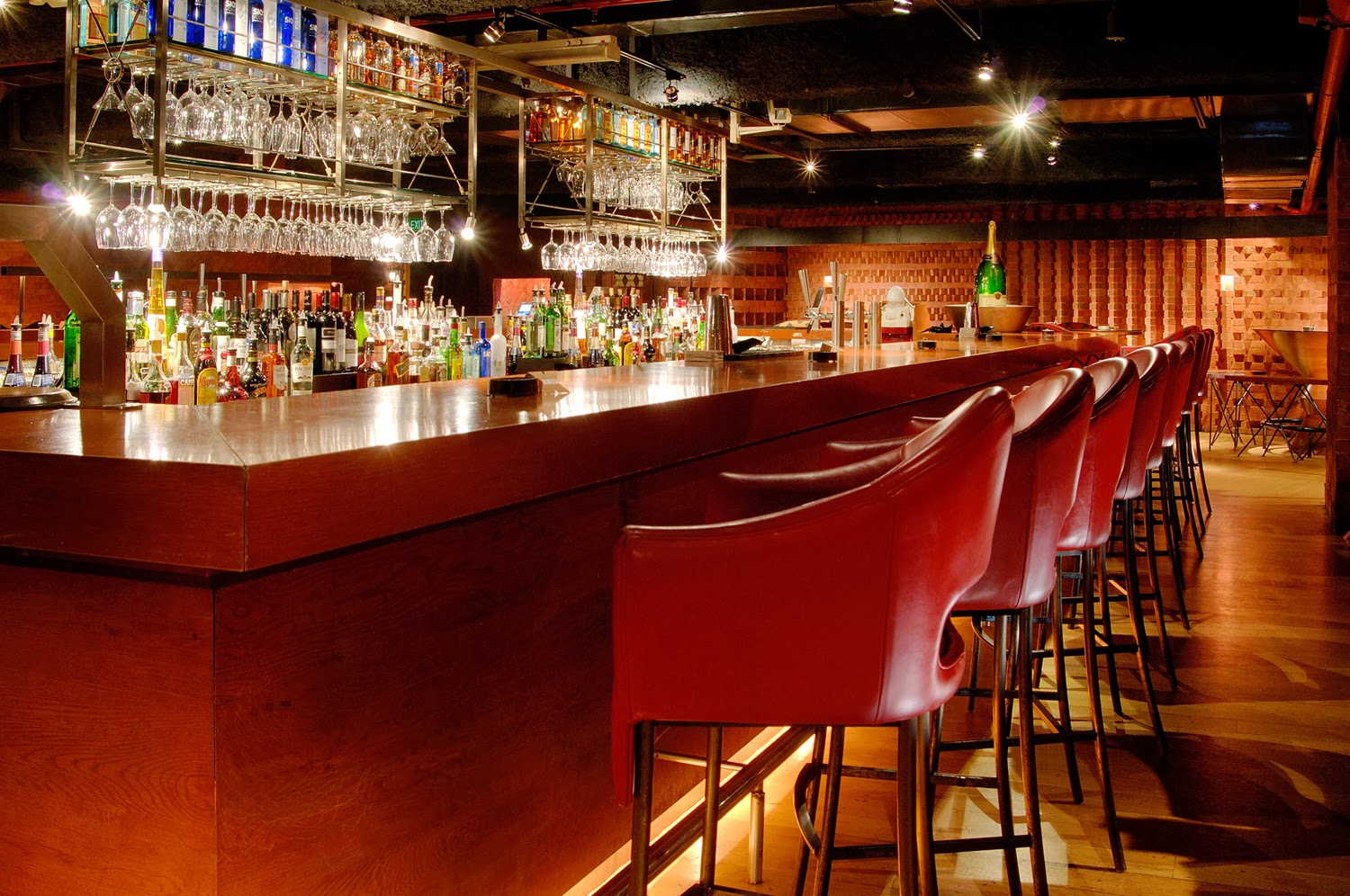 Chill out bars in Singapore