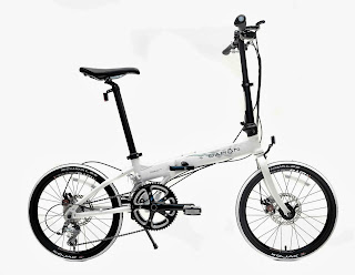 Dahon Formula S18 folding bike