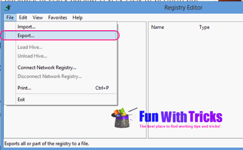 How to Create Registry Backup in Windows?