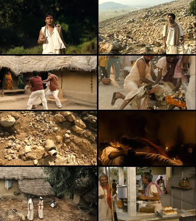 Manjhi The Mountain Man 2015 Hindi 480p DVDRip