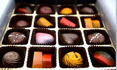 ciudades del chocolate