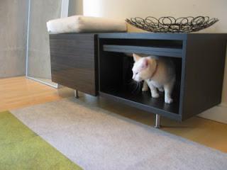 gatos cama de gato+(12) Decoração da casa e animais de estimação