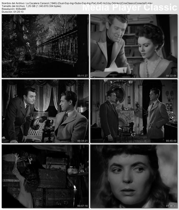 Imagenes: La escalera de caracol | 1945 | The Spiral Staircase | Fotografías