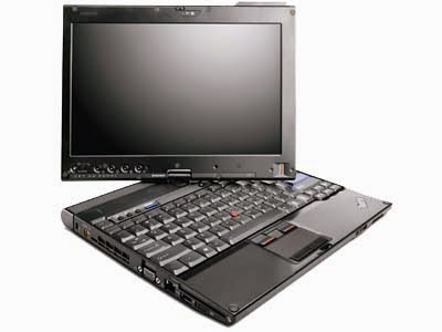 Lenovo ThinkPad X201 Tablet Notebook PC Laptop Computer Drivers Collection