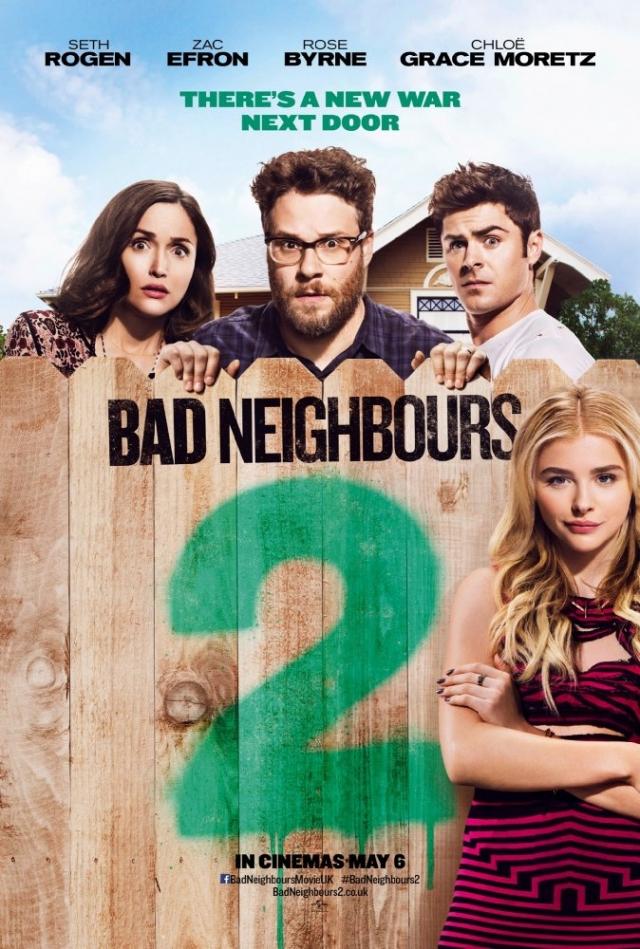 Hàng Xóm Ôn Dịch 2 - Neighbors 2: Sorority Rising (2016)