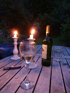 June evening