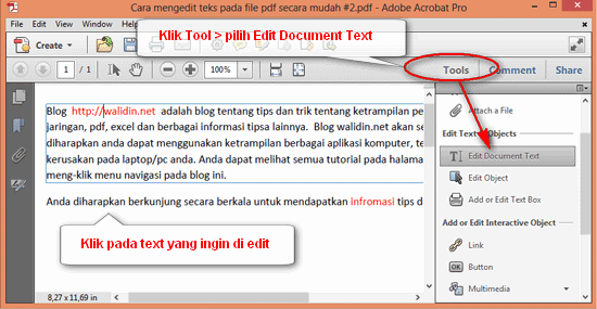 how to re-edit a pdf