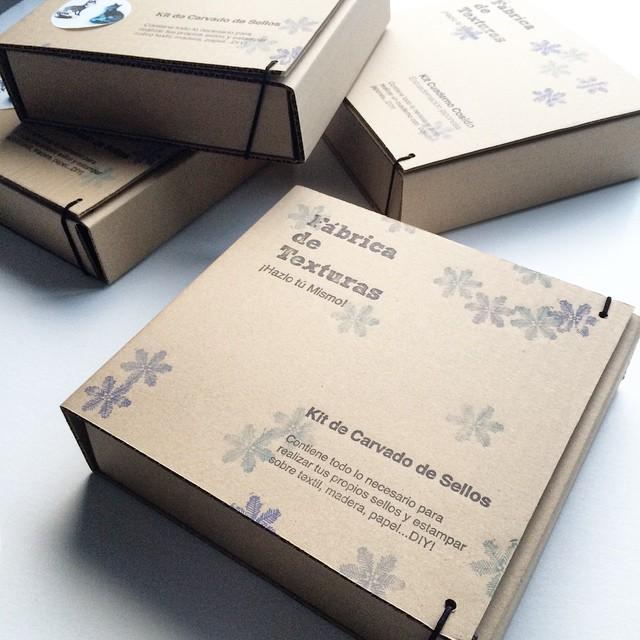 Kit de Fábrica de Texturas