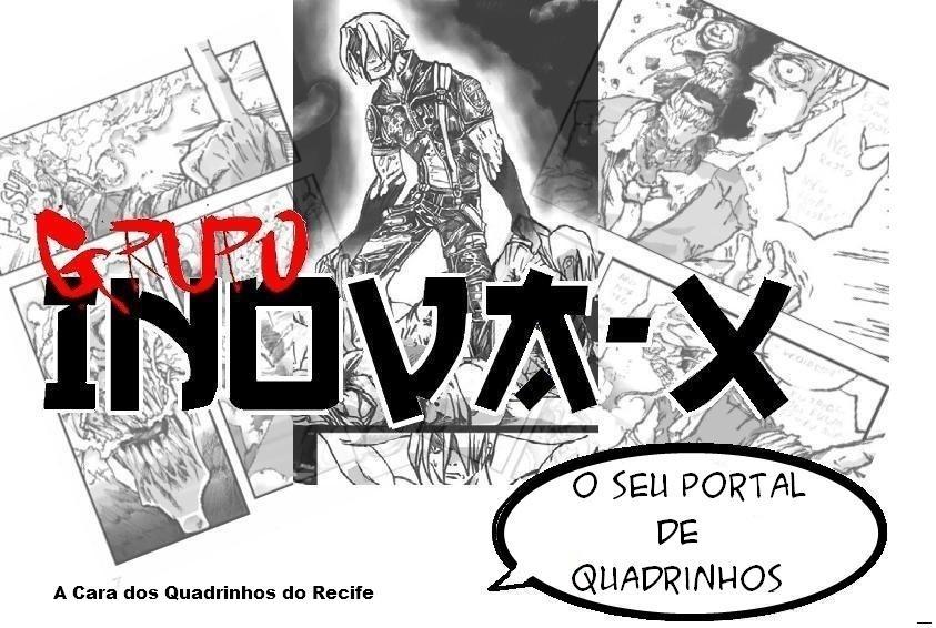 Inova-x - Quadrinhos