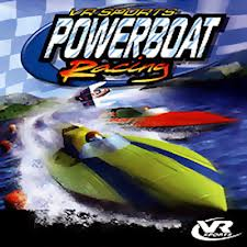 VR Power Boat Racing