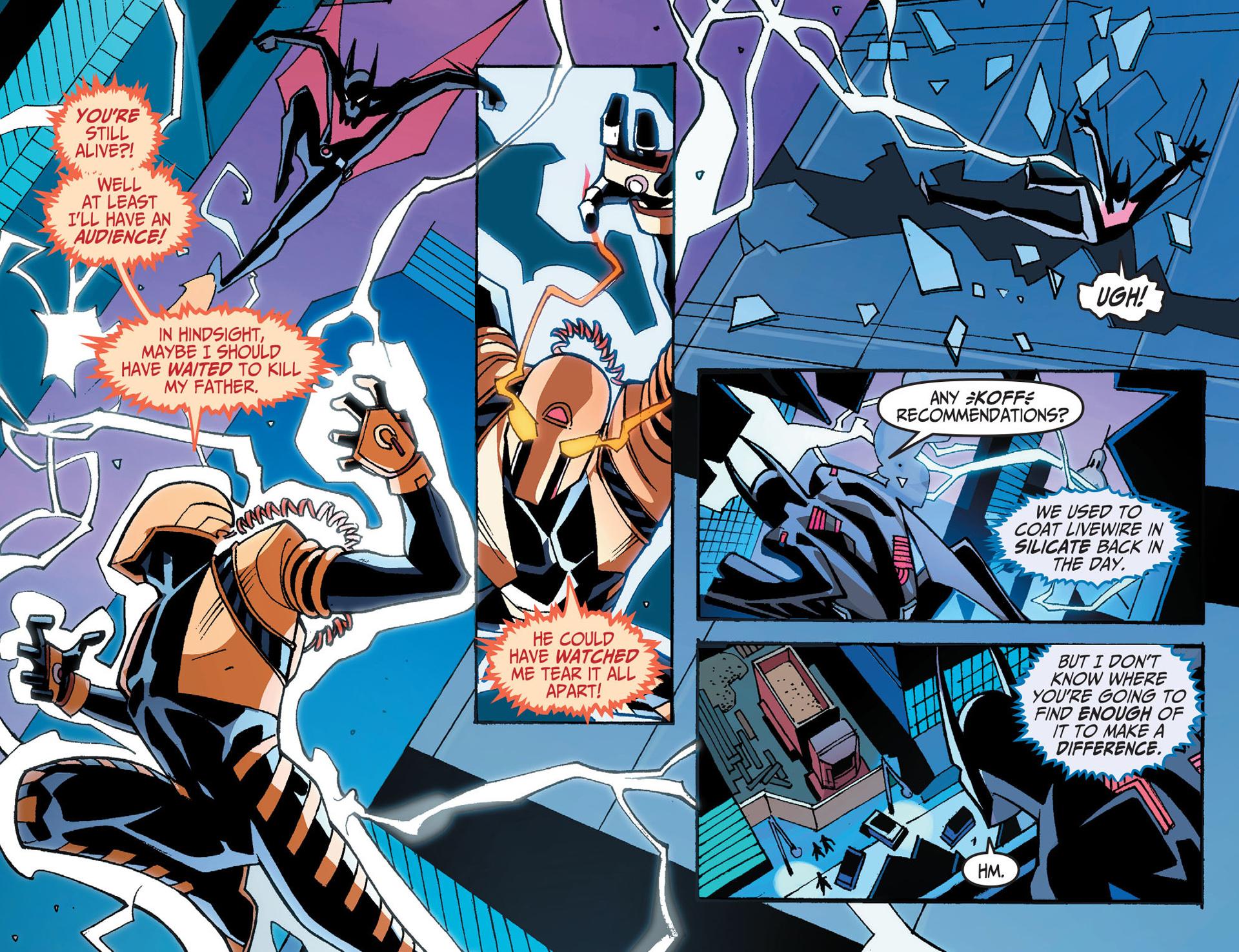 Batman Beyond 2.0 #8 #33 - English 5