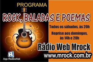 ROCK, BALADAS E POEMAS