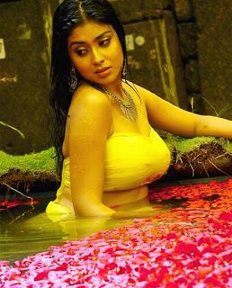 Shriya Saran Exbii