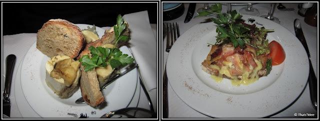 Cafe brasserie Le Bouledogue Paris 3eme os a moelle saint Marcellin