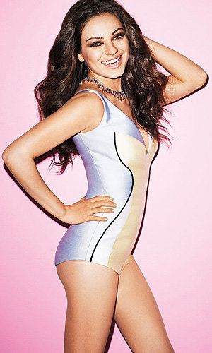 Mila Kunis for Harper's Bazaar Magazine (April 2012)