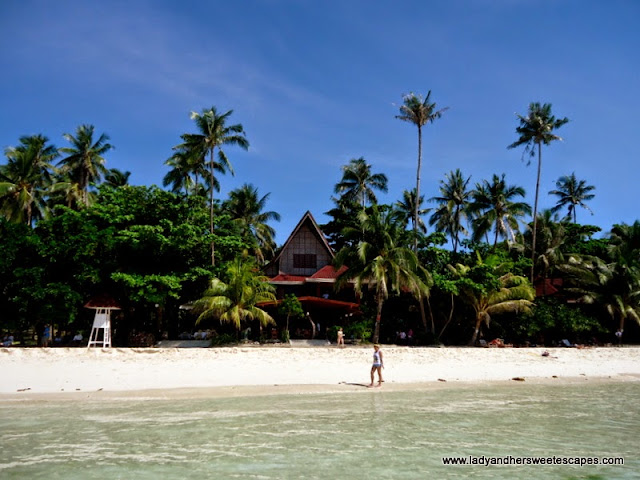 Alona Tropical Beach Panglao Bohol