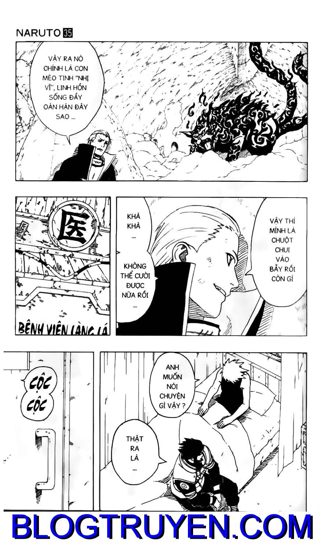 Naruto chap 313 Trang 12 - Mangak.info