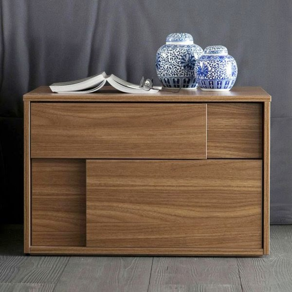 Bedside Table Designs 15 small wooden bedside table designs in modern style