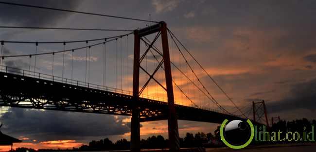 Jembatan Barito - Banjarmasin