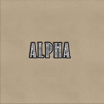 Chalkboard Alphas