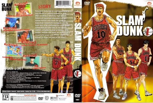 Capitulos De Slam Dunk En Espanol Latino