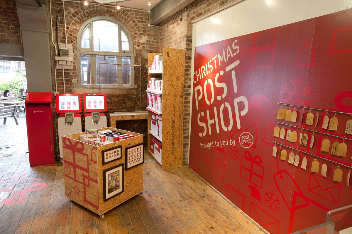 office the shop. The Post Office Pop-up Shop In Camden