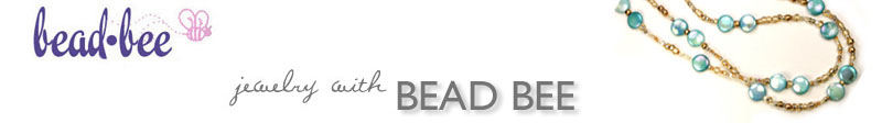 Bead Bee Beading Blog - project ideas, how to make jewelry, make your own jewelry ideas