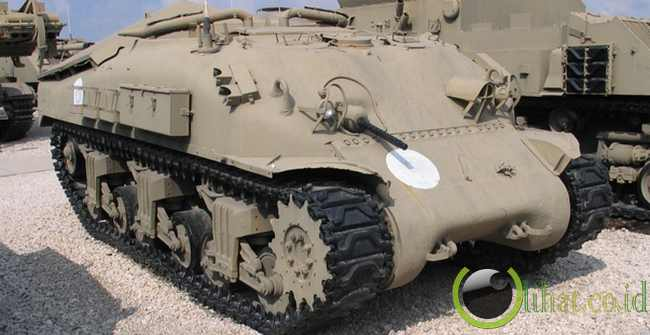 M-4 Sherman (US)