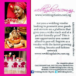 Wedding Diaries Nigeria