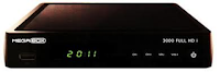 Nova Atualização Megabox 3000 Full Hd 30-03-2013