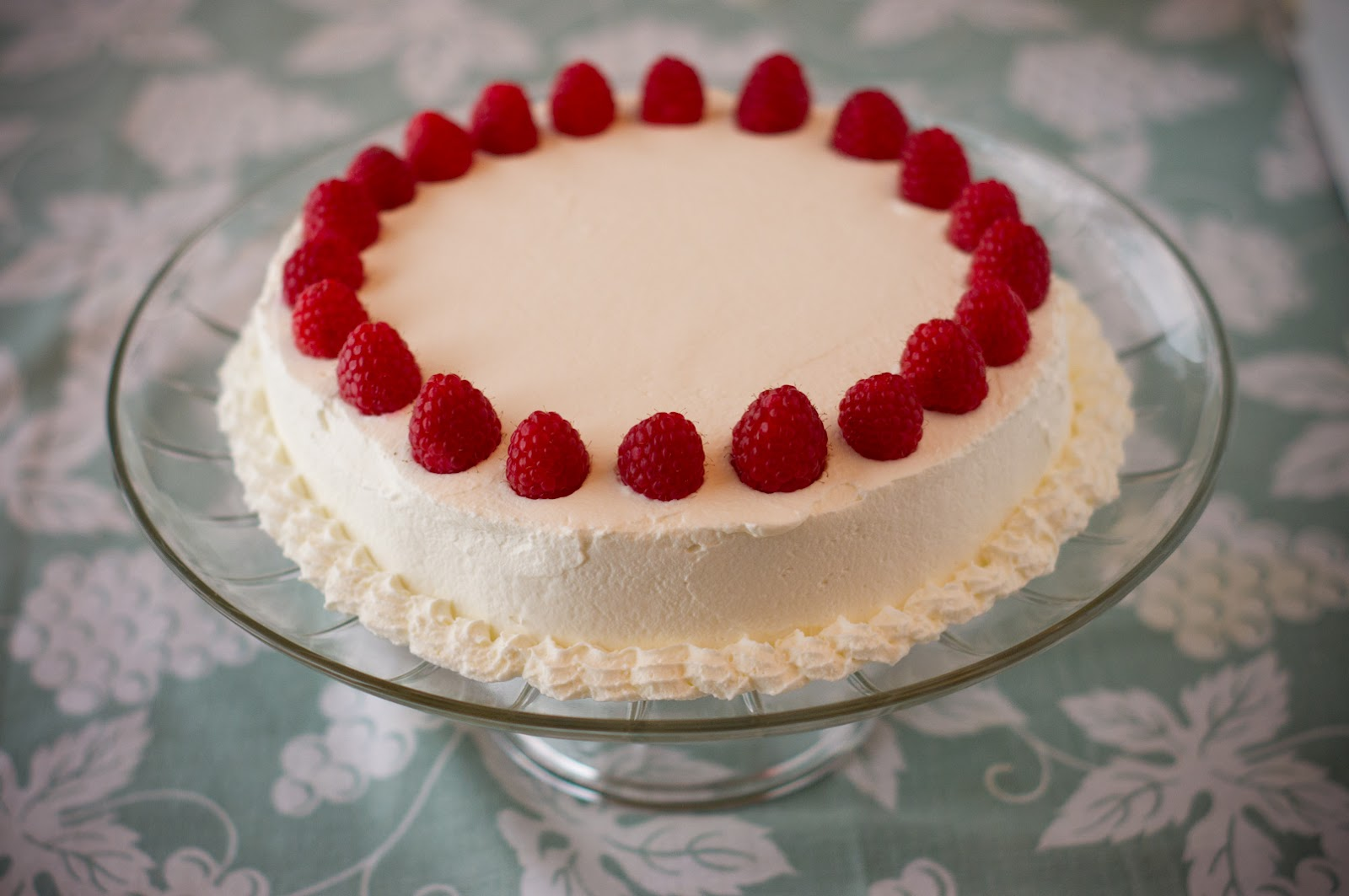 Tres Leche Cake ~ Hopes Kitchen