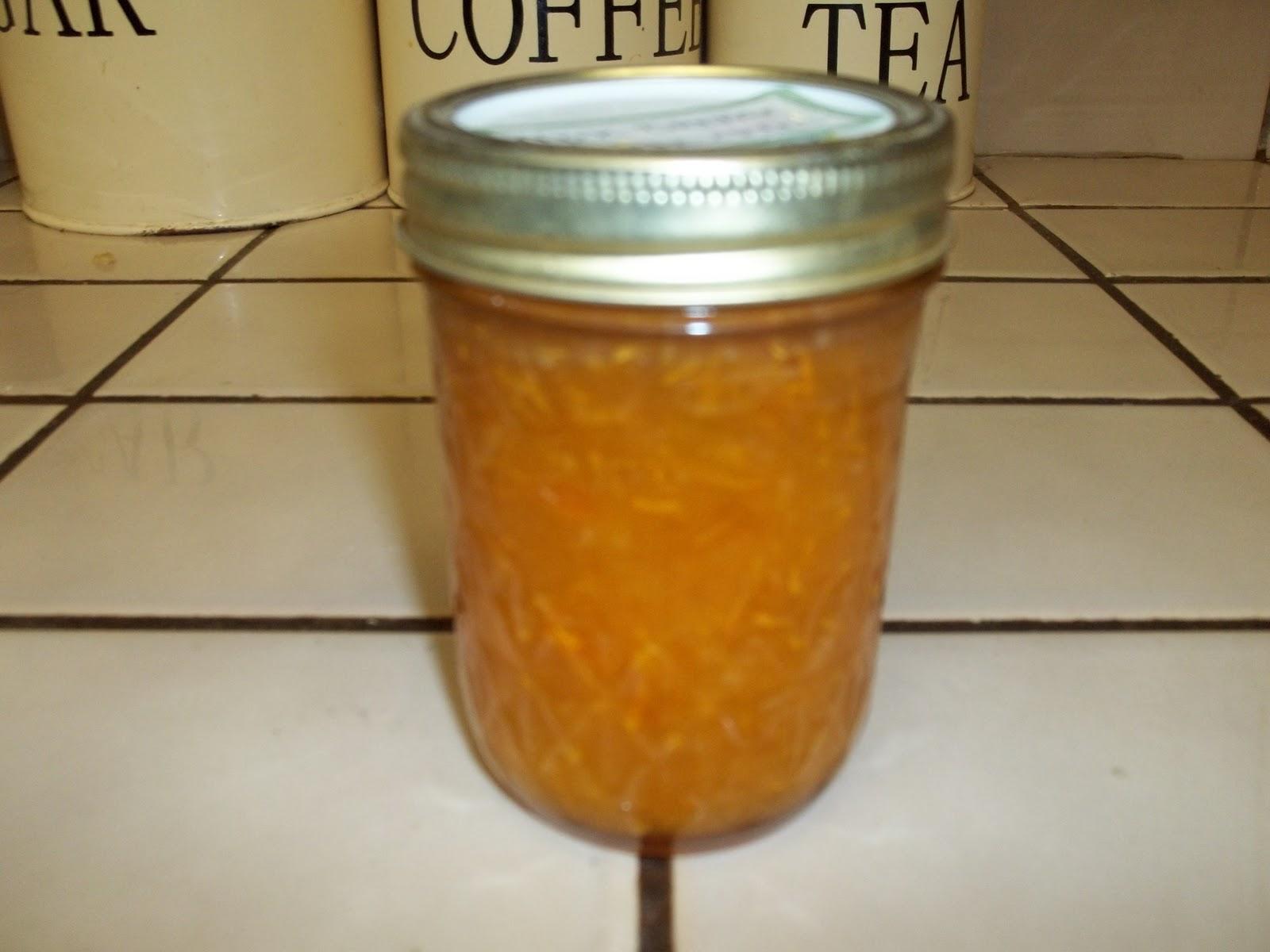 Michelle's Little Piece Of Heaven: carrot cake jam