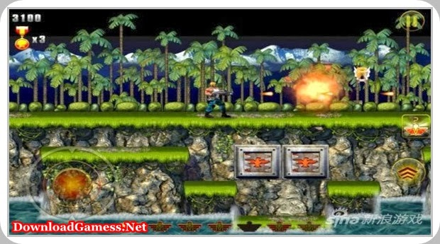 Features of Contra Evolution PC
