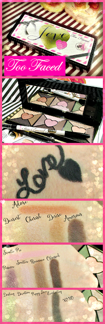 Too Faced Love Palette Pinterest notesfrommydressingtable.com
