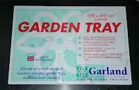 Garden Tray, Garland