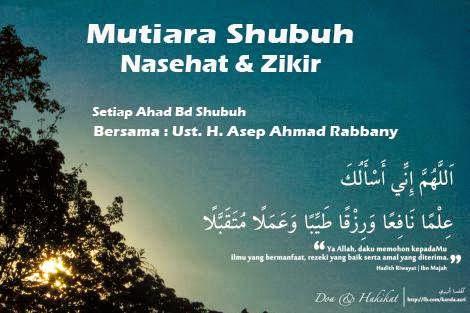 MUTIARA SHUBUH