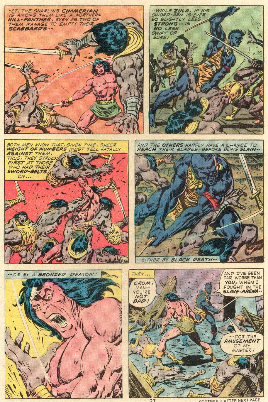 Conan the Barbarian (1970) Issue #84 #96 - English 16