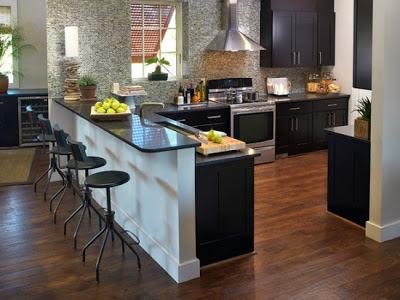 desain dapur mewah 2014