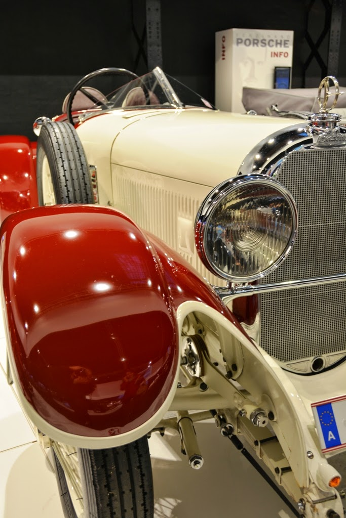 Autoworld Jubelpark Brussel Mercedes