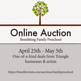 Family Preschool Auction