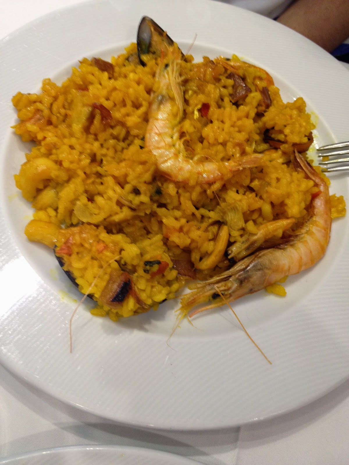 Argentina La Comida Espa 241 Ola Spanish Food