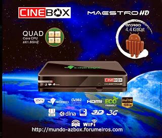PROGRAMA PARA CONECTAR O IKS CINEBOX MAESTRO HD IPTV XBMC ANDROID Ddd