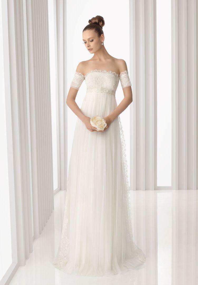 Wedding dress business off the shoulder wedding dresses for Lace shoulder wedding dress