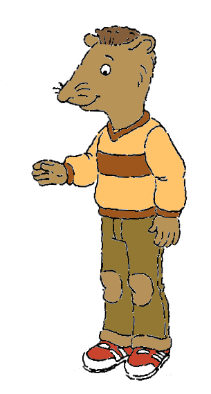 Characters Arthur Png Pack 28 Images Characters Arthur