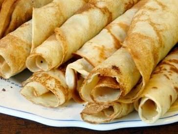 carolynn's recipe box: Gluten-Free Crepes