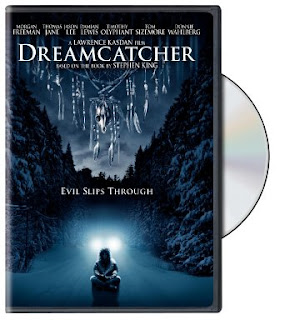 Stephen King Movie, Stephen King DVD, Dreamcatcher,